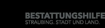 Bestattungshilfe Straubing – Stadt und Land Logo