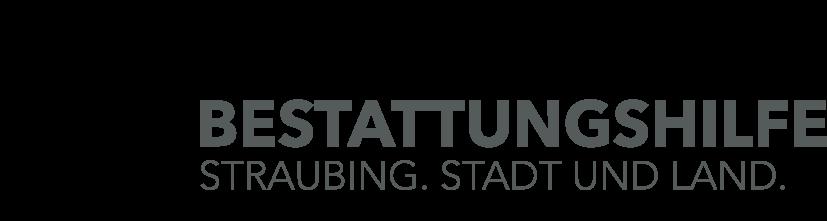 Bestattungshilfe Straubing – Stadt und Land Retina Logo